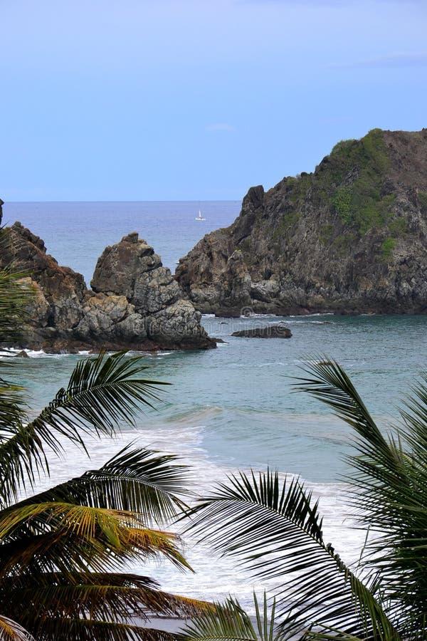 Παραλία στο Fernando de Noronha στοκ φωτογραφία με δικαίωμα ελεύθερης χρήσης