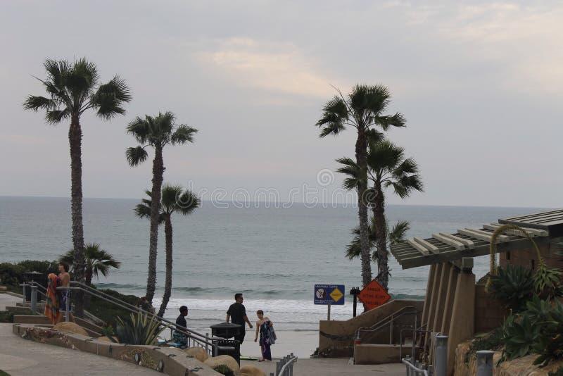 Παραλία του Σολάνα στοκ φωτογραφία με δικαίωμα ελεύθερης χρήσης