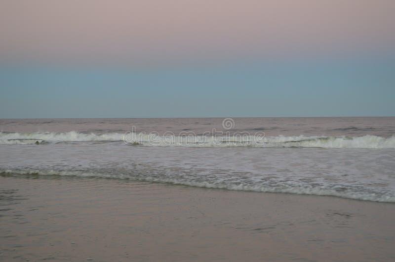 Παραλία του Τζάκσονβιλ στοκ φωτογραφία