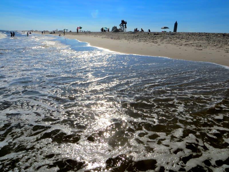 Παραλία του Τζόουνς, μεσημβρία στοκ φωτογραφίες με δικαίωμα ελεύθερης χρήσης