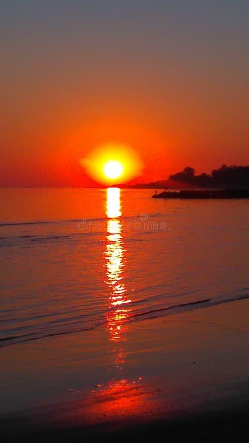 Παραλία χαριτωμένη Ουρουγουάη ήλιων στοκ εικόνες με δικαίωμα ελεύθερης χρήσης