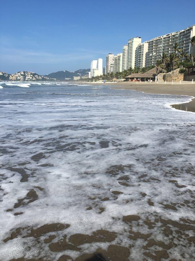 Παραλία Acapulco στοκ φωτογραφία με δικαίωμα ελεύθερης χρήσης