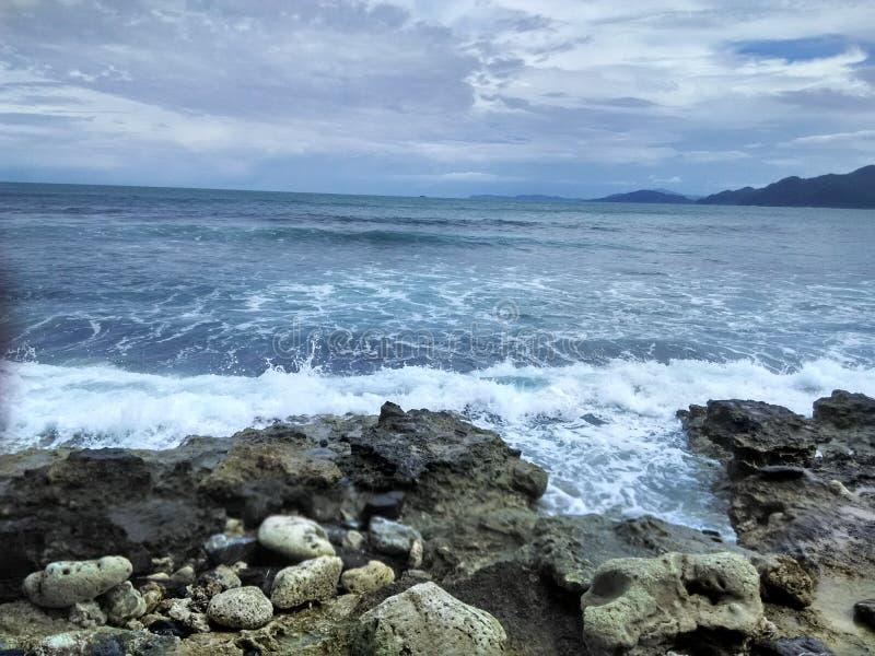 Παραλία Aceh στοκ φωτογραφίες με δικαίωμα ελεύθερης χρήσης