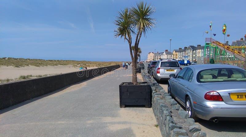 Παραλία Barmouth στοκ φωτογραφία με δικαίωμα ελεύθερης χρήσης