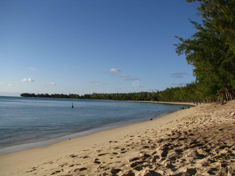 Παραλία Choisy Mon στοκ εικόνα