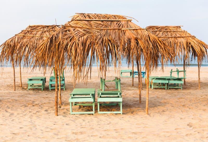 Παραλία Goa στοκ φωτογραφίες