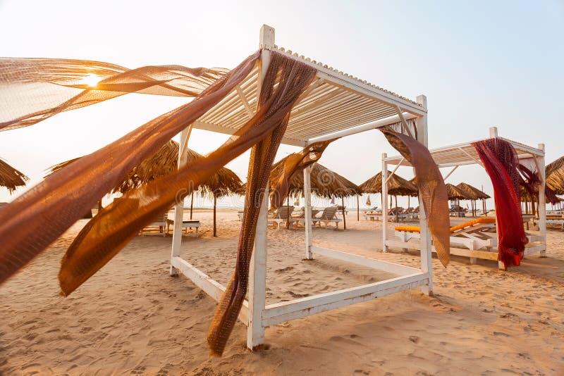 Παραλία Goa στοκ φωτογραφία