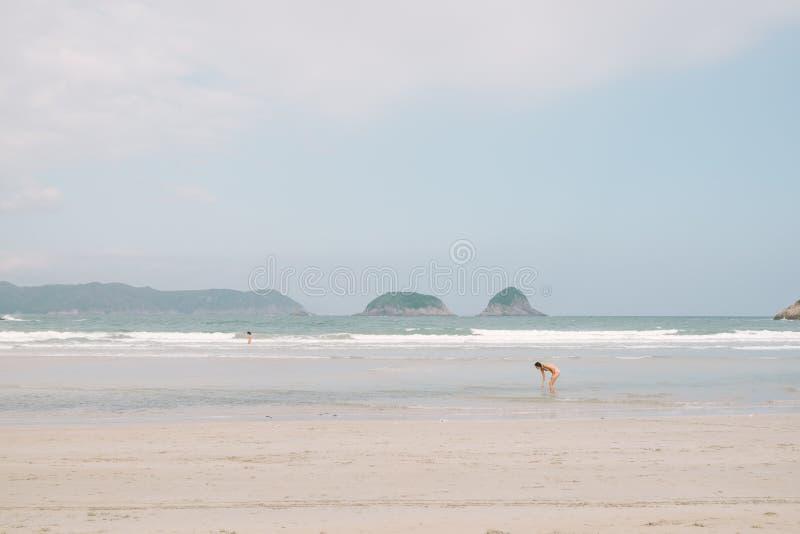 Παραλία Kung Sai στοκ φωτογραφίες