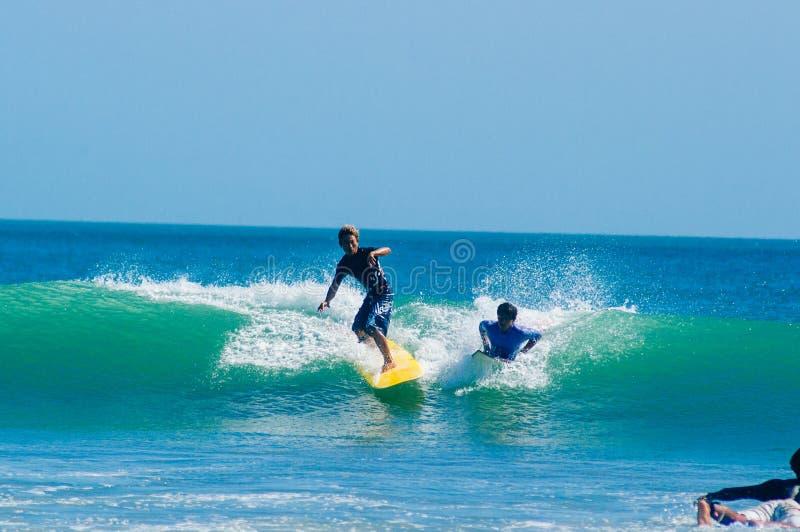Παραλία Kuta, Μπαλί, Ινδονησία, Νοτιοανατολική Ασία στοκ φωτογραφίες με δικαίωμα ελεύθερης χρήσης