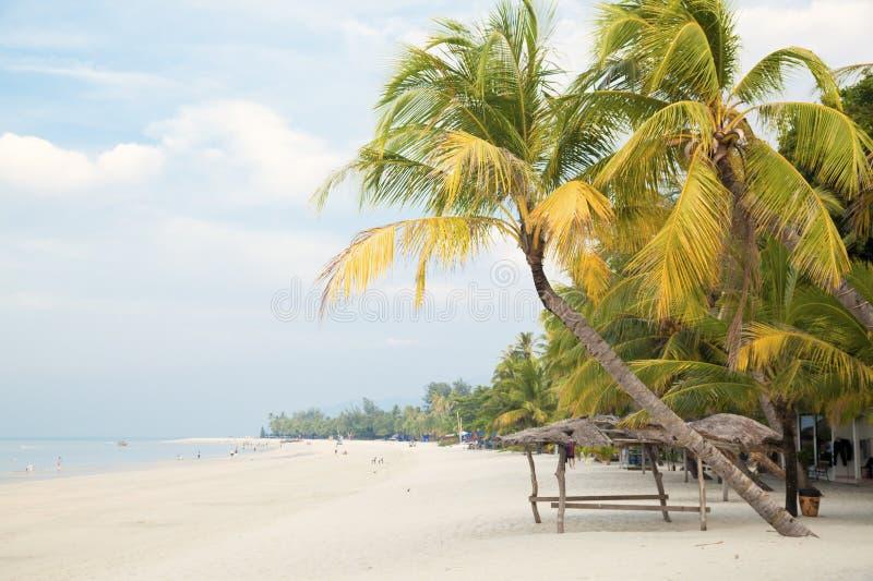 Παραλία Langkawi, Μαλαισία στοκ εικόνες με δικαίωμα ελεύθερης χρήσης