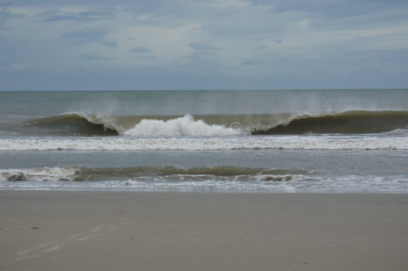 Παραλία Litchfield, Sc στοκ φωτογραφία με δικαίωμα ελεύθερης χρήσης