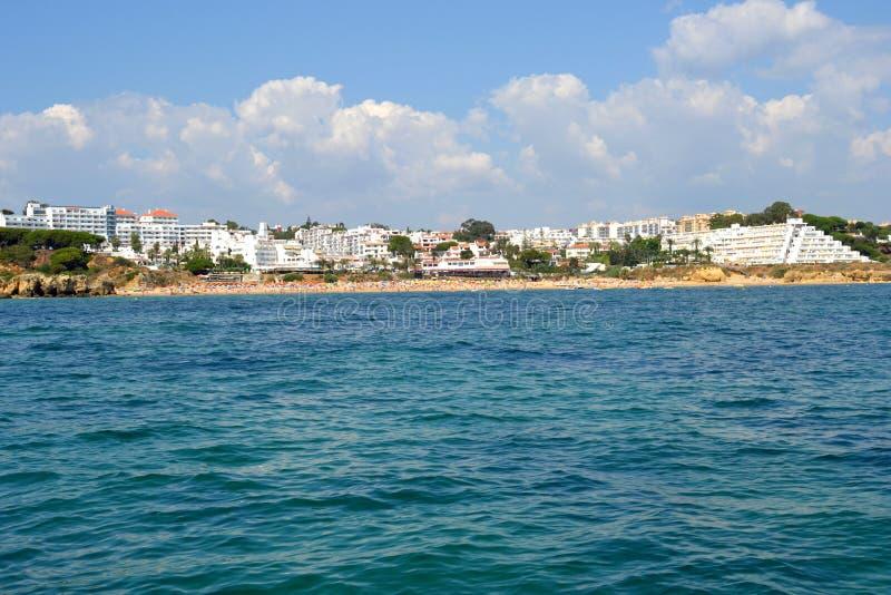 Παραλία Oura στοκ φωτογραφία με δικαίωμα ελεύθερης χρήσης
