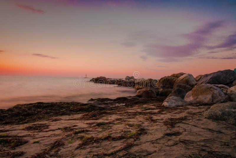 Παραλία Paralia, Ελλάδα στοκ φωτογραφίες