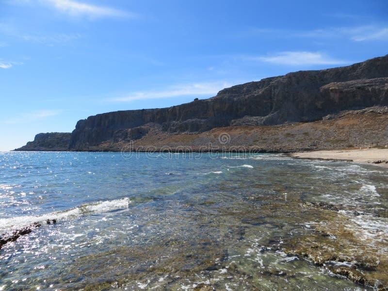 παραλία rhodos στοκ φωτογραφίες με δικαίωμα ελεύθερης χρήσης