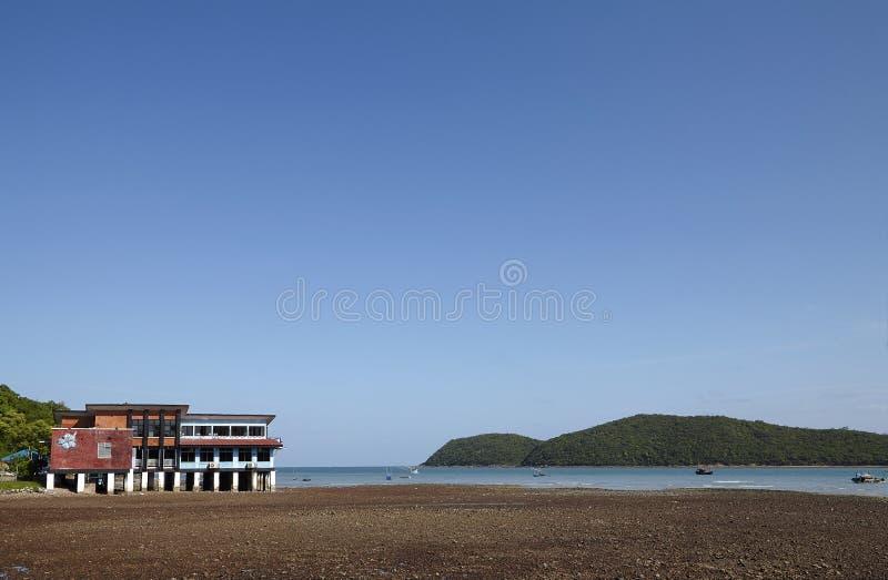 Παραλία Sattahip στοκ φωτογραφία με δικαίωμα ελεύθερης χρήσης