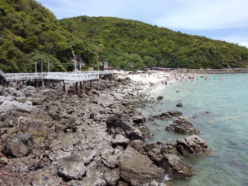 Παραλία Tailand στοκ φωτογραφία με δικαίωμα ελεύθερης χρήσης