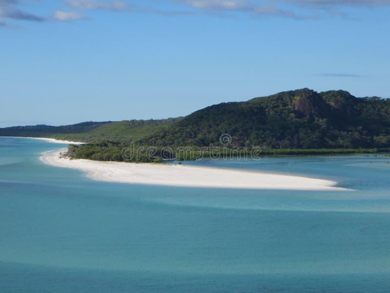 Παραλία Whitehaven στοκ εικόνα