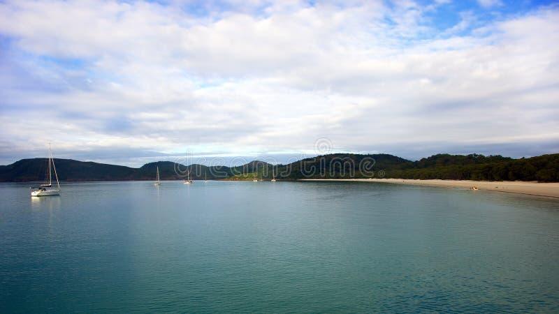 Παραλία Whitehaven στοκ φωτογραφία με δικαίωμα ελεύθερης χρήσης