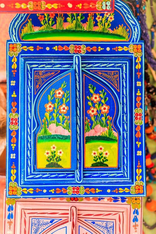 Διακοσμητική πόρτα στοκ εικόνα με δικαίωμα ελεύθερης χρήσης