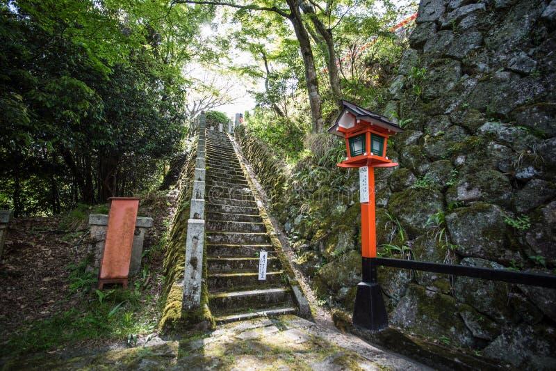 Παραδοσιακός ιαπωνικός λαμπτήρας στοκ εικόνες