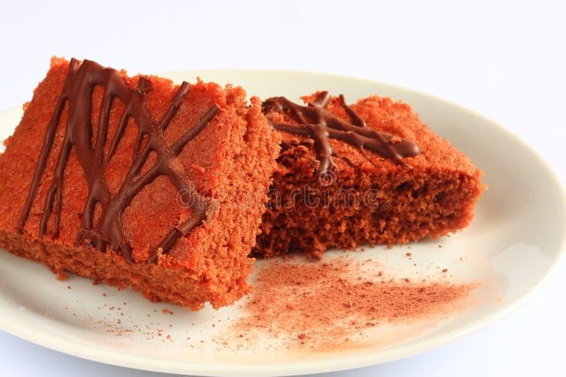 Παραδοσιακό τσεχικό γλυκό κέικ στοκ εικόνες