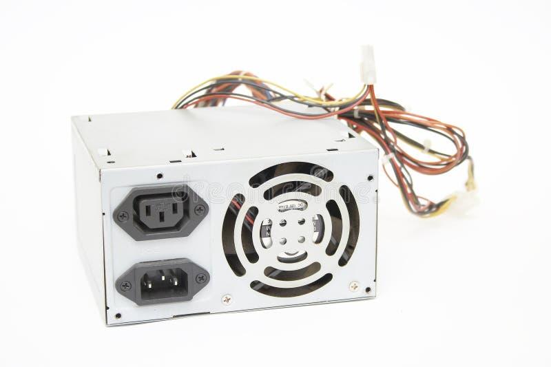 παροχή ηλεκτρικού ρεύματος υπολογιστών στοκ εικόνες