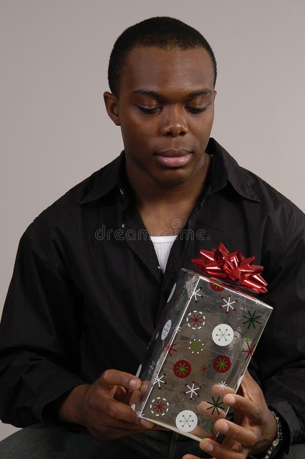 Download παρόν στοκ εικόνα. εικόνα από χριστούγεννα, παρόν, αφρικανικά - 390499