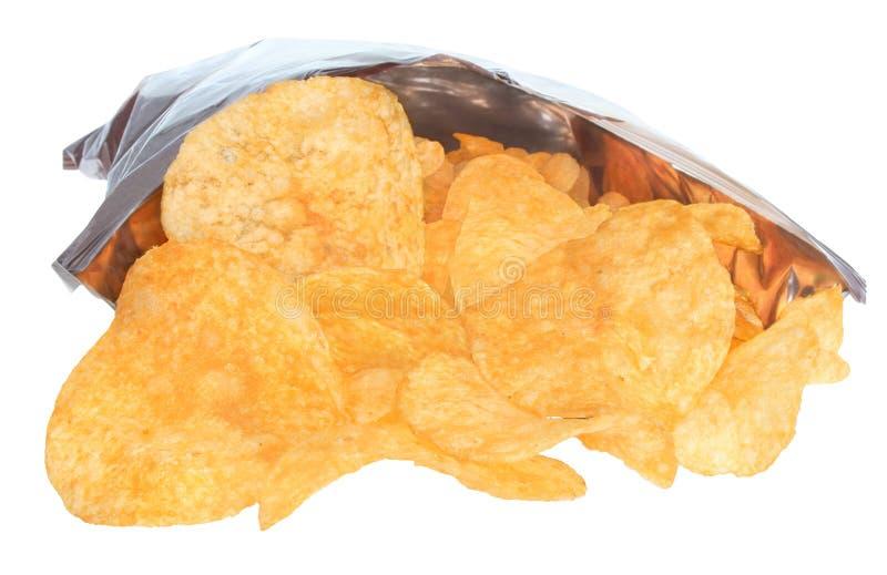 πατάτα τσιπ στοκ φωτογραφίες με δικαίωμα ελεύθερης χρήσης
