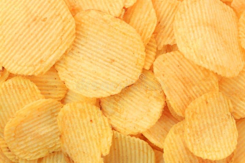 πατάτα τσιπ στοκ εικόνες