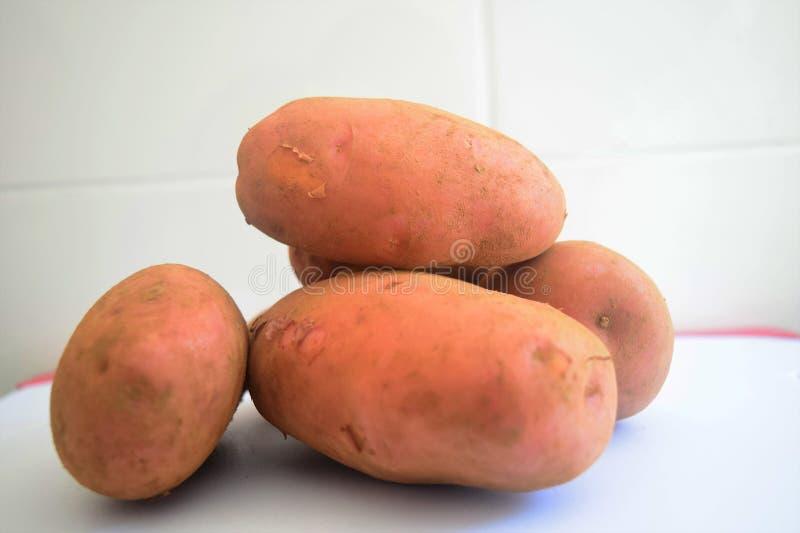 Πατάτες, παγκόσμια τρόφιμα στοκ εικόνες