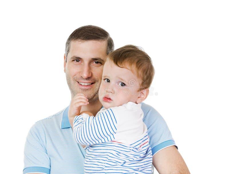 Πατέρας και γιος στοκ φωτογραφία