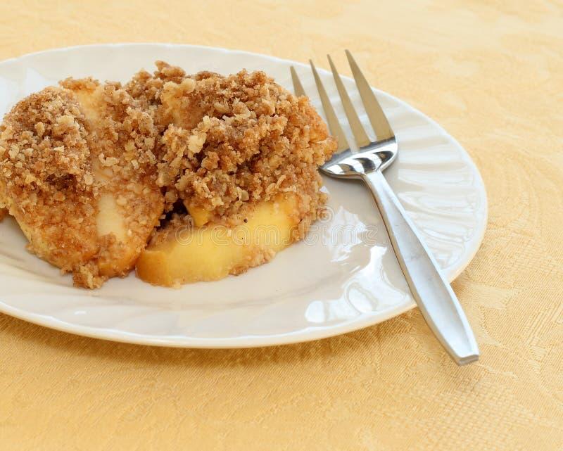 πατατάκια μήλων στοκ φωτογραφία με δικαίωμα ελεύθερης χρήσης