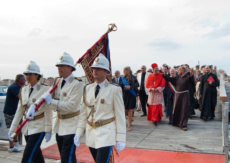 πατριάρχης Βενετός moraglia αρχών στοκ εικόνες με δικαίωμα ελεύθερης χρήσης