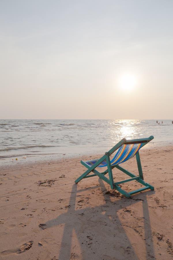 Παχνί στην παραλία στοκ εικόνες με δικαίωμα ελεύθερης χρήσης