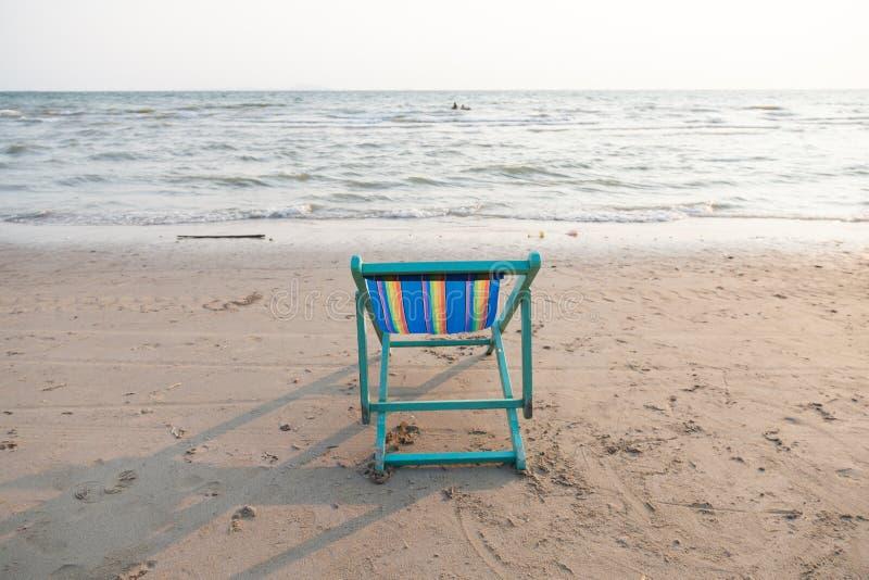 Παχνί στην παραλία στοκ φωτογραφίες με δικαίωμα ελεύθερης χρήσης