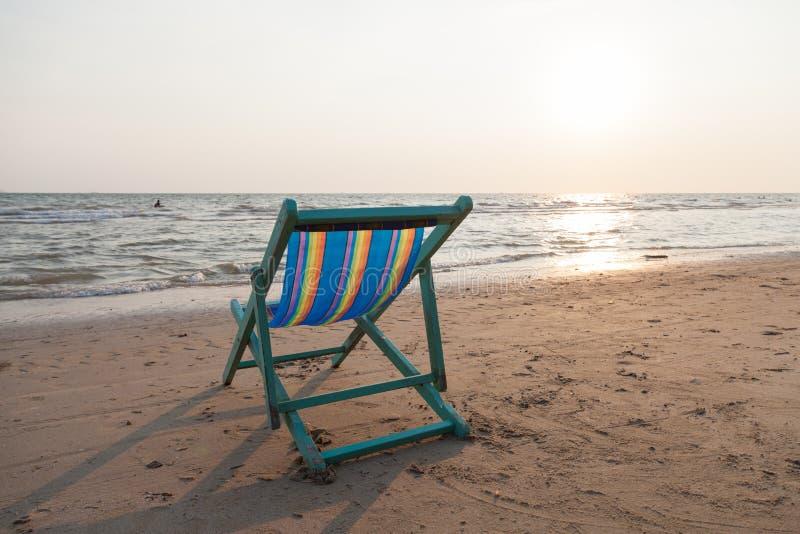 Παχνί στην παραλία στοκ φωτογραφία με δικαίωμα ελεύθερης χρήσης