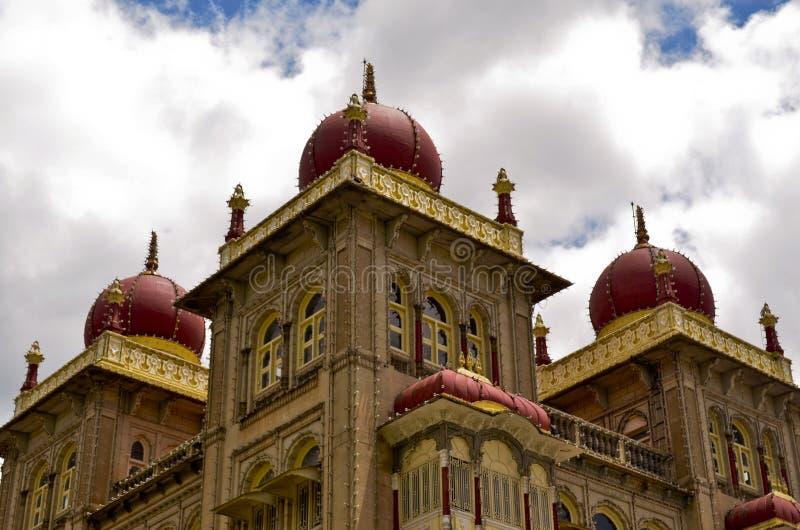 Παλάτι βασιλιάδων στοκ φωτογραφίες