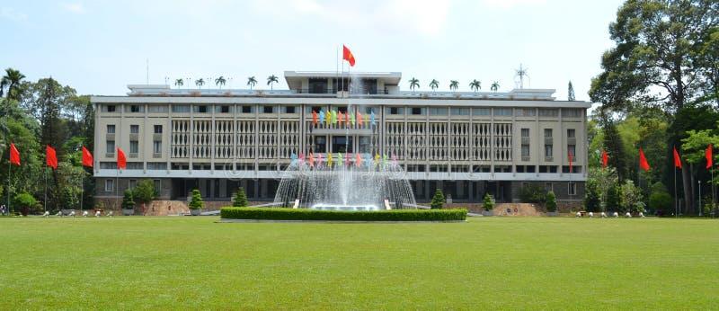 Παλάτι επανένωσης στοκ φωτογραφία με δικαίωμα ελεύθερης χρήσης