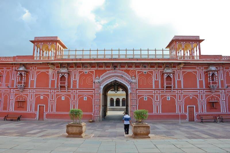 Παλάτι πόλεων, Ινδία στοκ φωτογραφία με δικαίωμα ελεύθερης χρήσης