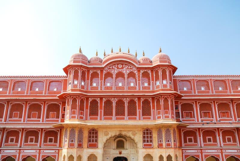 Παλάτι πόλεων, Jaipur, Ινδία στοκ εικόνα