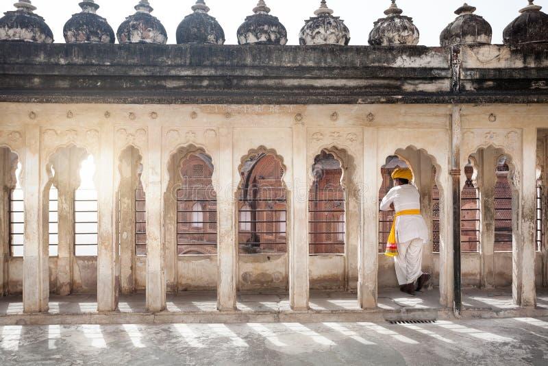 Παλάτι στο οχυρό Mehrangarh στοκ εικόνα με δικαίωμα ελεύθερης χρήσης