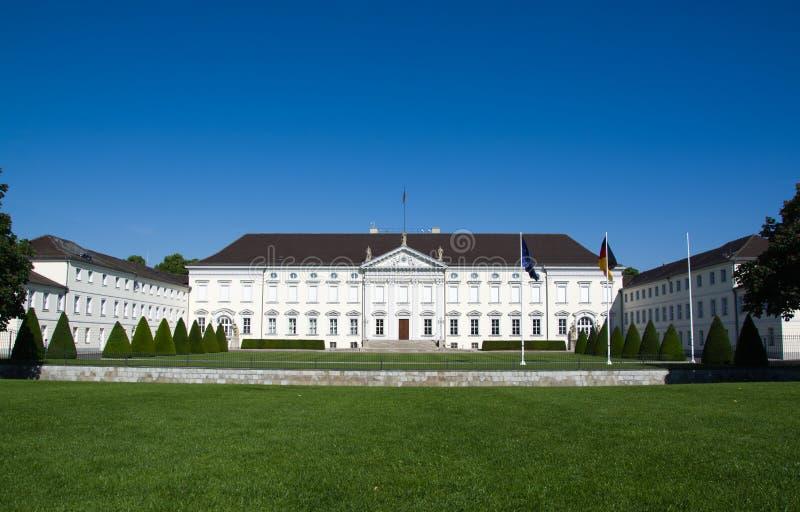 Παλάτι Bellevue, Βερολίνο, Γερμανία στοκ φωτογραφίες