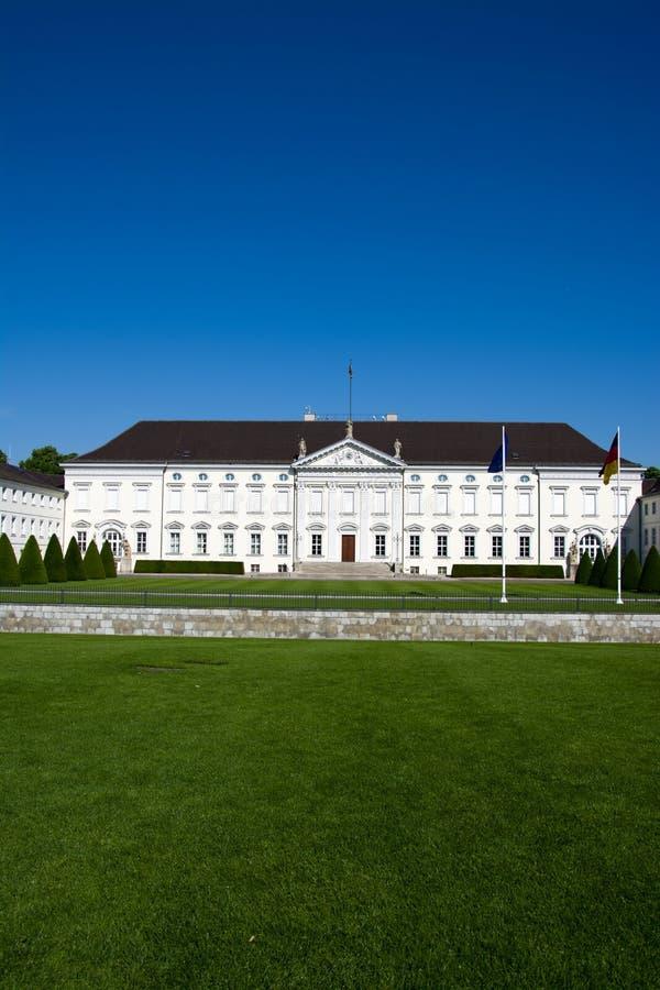 Παλάτι Bellevue, Βερολίνο, Γερμανία στοκ εικόνα