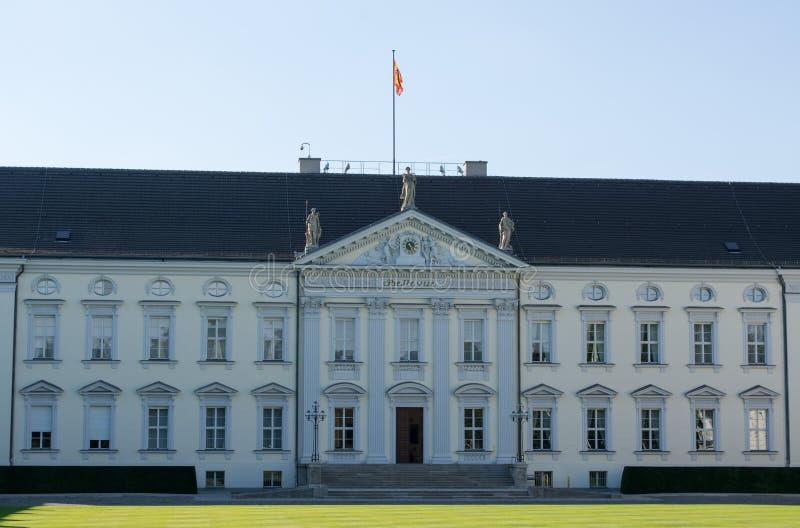Παλάτι Bellevue, Βερολίνο στοκ φωτογραφία με δικαίωμα ελεύθερης χρήσης