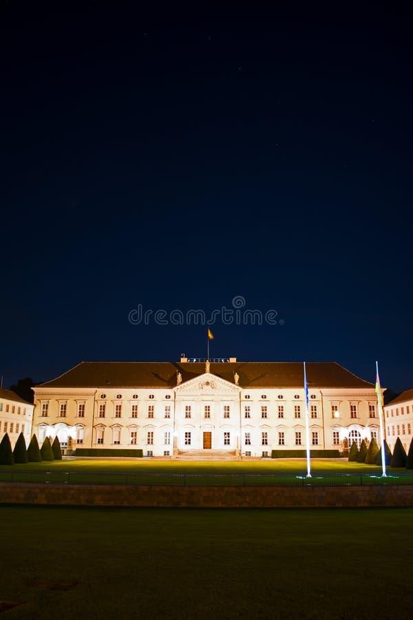 Παλάτι Bellevue, Βερολίνο στοκ εικόνα με δικαίωμα ελεύθερης χρήσης