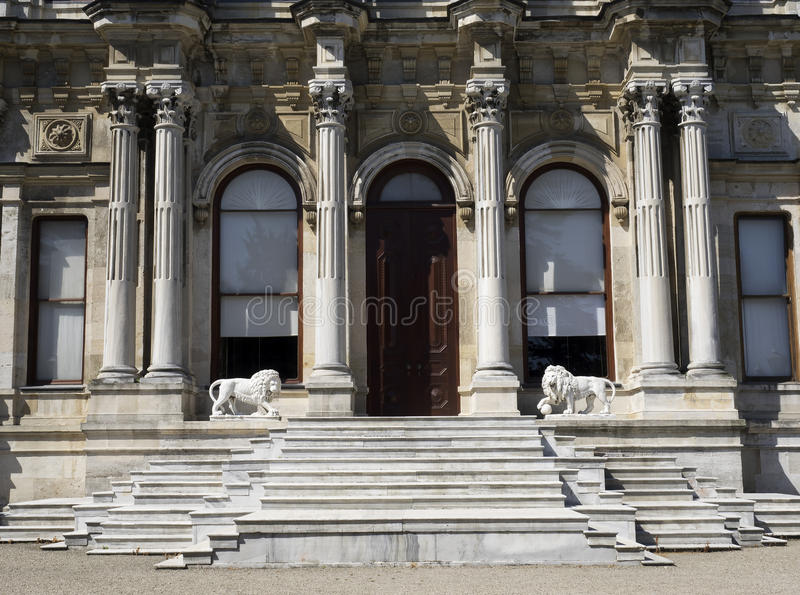 Παλάτι Beylerbeyi στοκ φωτογραφίες