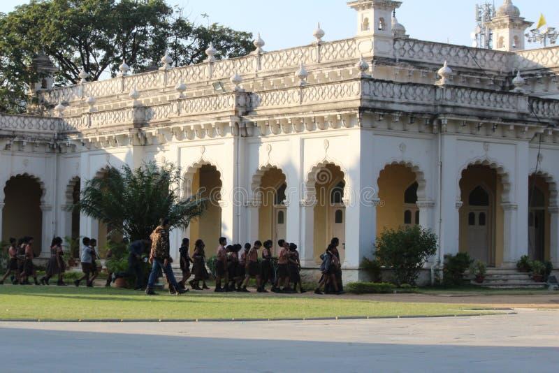παλάτι chowana στοκ εικόνα