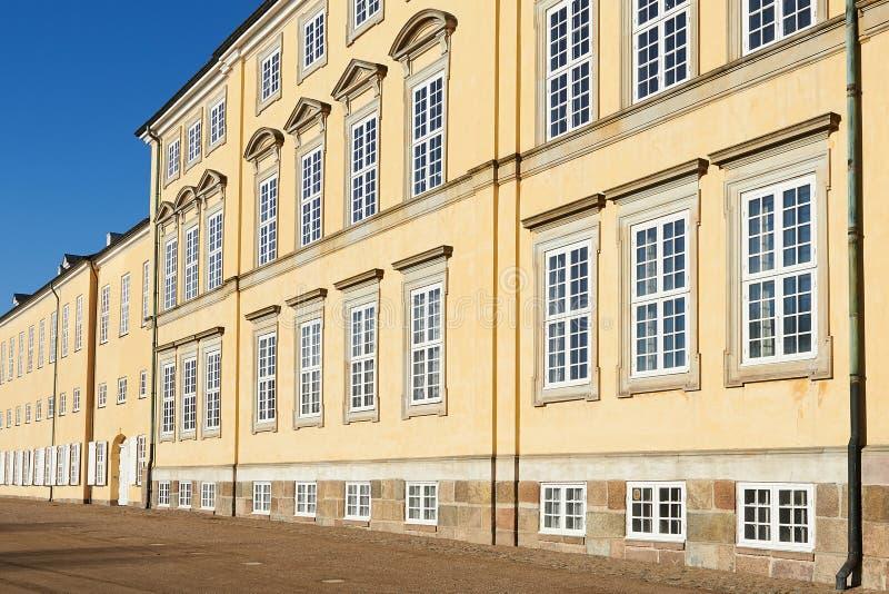 Παλάτι Frederiksberg, Δανία στοκ εικόνες