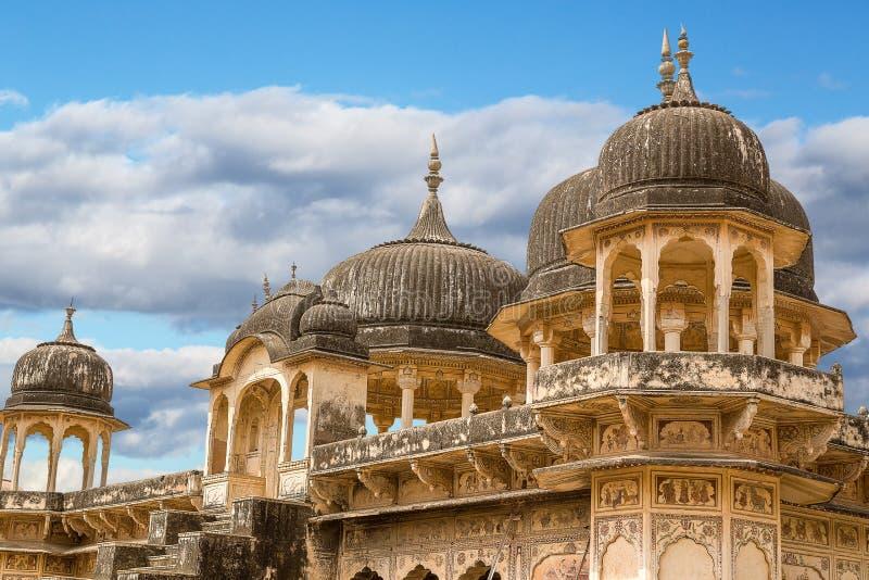 Παλάτι Mandawa στοκ εικόνες