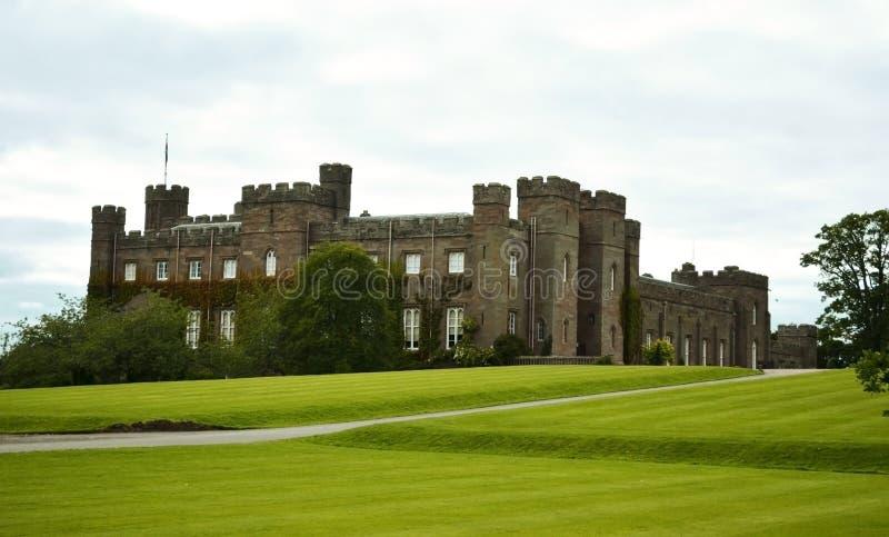 Παλάτι Scone στη Σκωτία στοκ εικόνα
